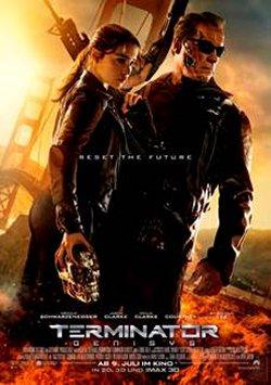 Terminator: Genisys - Plakat zum Film