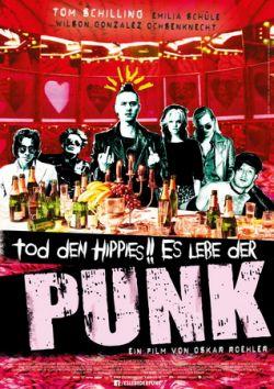 Tod den Hippies - Es lebe der Punk! - Plakat zum Film