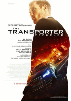 The Transporter Refueled - Plakat zum Film
