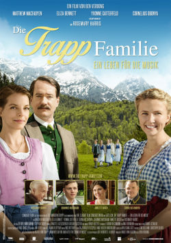 Die Trapp Familie - Ein Leben für die Musik - Plakat zum Film