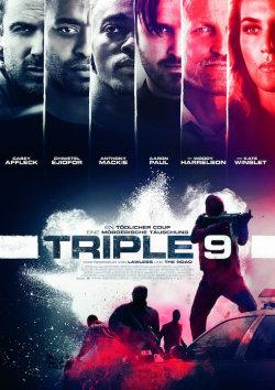 Triple 9 - Plakat zum Film