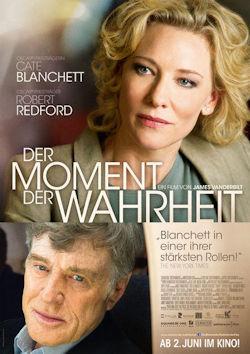 Der Moment der Wahrheit - Plakat zum Film