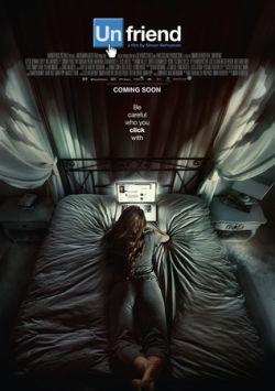 Unfriend - Plakat zum Film