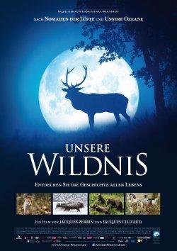 Unsere Wildnis - Plakat zum Film
