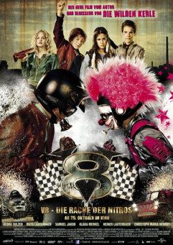 V8 2 - Die Rache der Nitros - Plakat zum Film