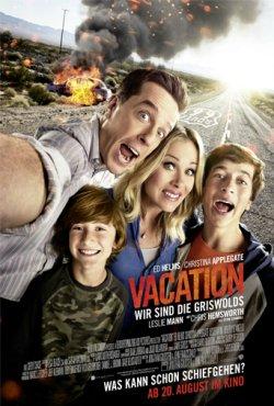 Vacation - Wir sind die Griswolds - Plakat zum Film