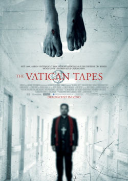 The Vatican Tapes - Plakat zum Film