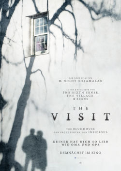 The Visit - Plakat zum Film