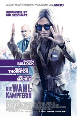 Die Wahlkämpferin - Plakat zum Film