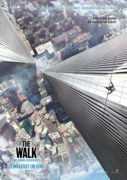 The Walk - Plakat zum Film