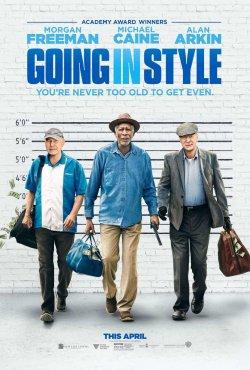 Abgang mit Stil - Plakat zum Film