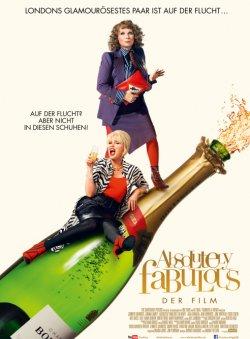 Absolutely Fabulous - Der Film - Plakat zum Film
