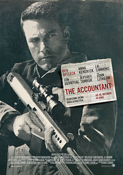 The Accountant - Plakat zum Film