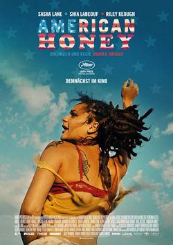 American Honey - Plakat zum Film