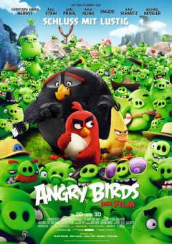 Angry Birds  Der Film - Plakat zum Film