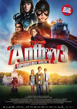 Antboy - Superhelden hoch 3 - Plakat zum Film