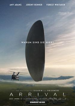 Arrival - Plakat zum Film