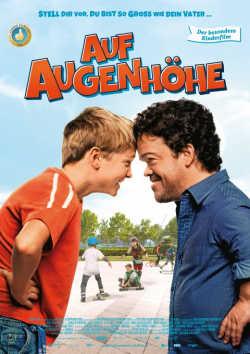 Auf Augenhöhe - Plakat zum Film