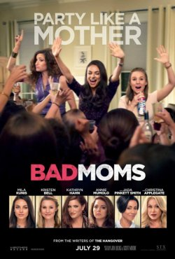 Bad Moms - Plakat zum Film