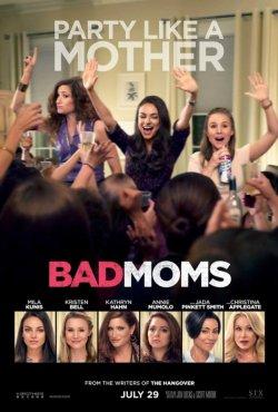 Bad Moms - Plakat zum Film