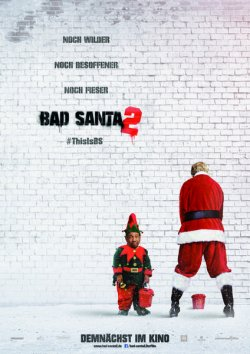 Bad Santa 2 - Plakat zum Film