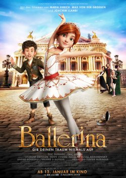 Ballerina - Plakat zum Film