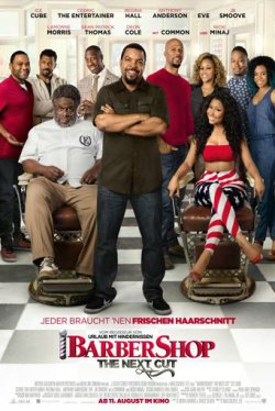 Barbershop: The Next Cut - Plakat zum Film