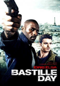 Bastille Day - Plakat zum Film