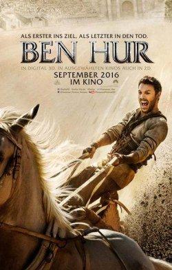 Ben Hur - Plakat zum Film