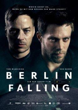 Berlin Falling - Plakat zum Film