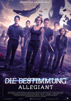 Die Bestimmung - Allegiant - Plakat zum Film