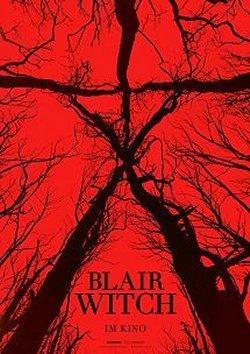 Blair Witch - Plakat zum Film