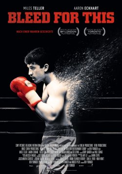 Bleed For This - Plakat zum Film
