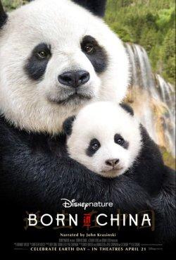 Born In China - Plakat zum Film