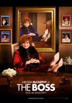 The Boss - Plakat zum Film