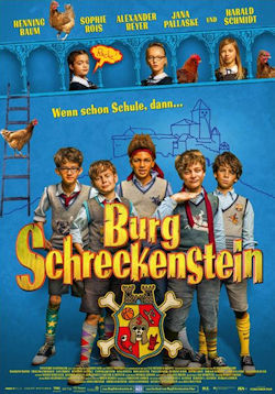 Burg Schreckenstein - Plakat zum Film