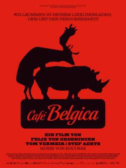 Cafe Belgica - Plakat zum Film
