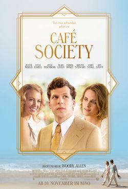 Cafe Society - Plakat zum Film