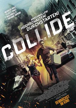 Collide - Plakat zum Film