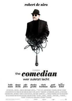 The Comedian - Plakat zum Film