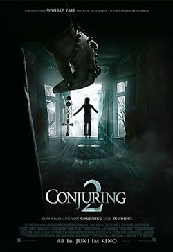 The Conjuring 2 - Plakat zum Film
