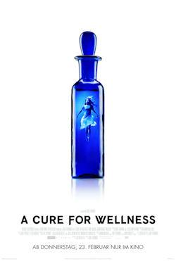 A Cure For Wellness - Plakat zum Film