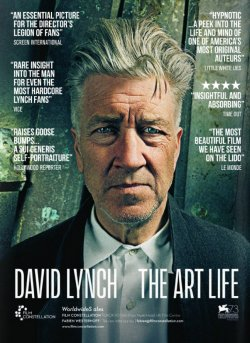 David Lynch - The Art Life - Plakat zum Film
