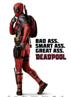 Deadpool - Plakat zum Film