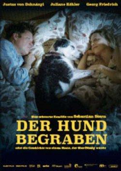 Der Hund begraben - Plakat zum Film