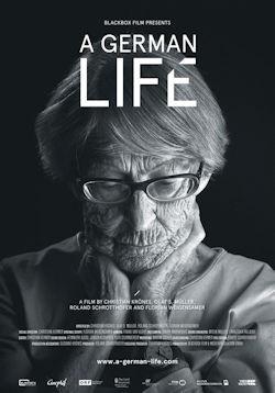 Ein deutsches Leben - Plakat zum Film