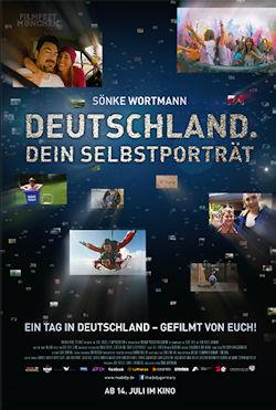 Deutschland. dein Selbstporträt - Plakat zum Film