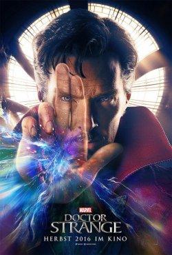 Doctor Strange - Plakat zum Film