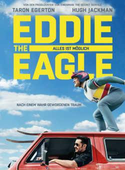 Eddie The Eagle - Alles ist möglich - Plakat zum Film