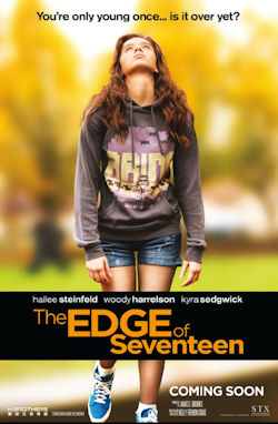 The Edge Of Seventeen - Plakat zum Film